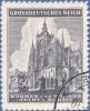 Bohemia & Moravia, 2.50 K. 1944, Sc #89, Used - Bohemia & Moravia