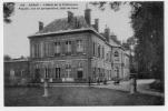 ARRAS   L'HOTEL DE LA PREFECTURE FACADE VUE EN PERSPECTIVE COTE DU PARC - Arras