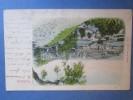 Cpa / Postcard / Ak - Vintimille - Italie Type Nuage  De 1901 Précurseur Dos Simple - Other Cities
