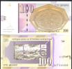* MACEDONIA - 100 DENARI 2008 - P 16 - Macédoine