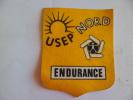 ECUSSON EN TISSU  U S E P NORD ENDURANCE - Patches