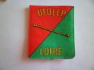 LOIRE UFOLEP   ECUSSON EN TISSU - Unclassified