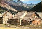 CPSM-  HAUTES ALPES-Les Vieux Chalets .circulée - Zonder Classificatie