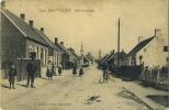 Santvliet -  Zandvliet :  Bakkerstraat   (  HOELEN  8419  )  Geschreven 1923 Met Zegel - Belgique