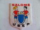 ECUSSON EN TISSU SALOME U S E P - Patches