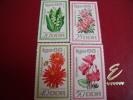 Timbres  De Collection Alemagne DDR ** 1966  MICHEL  N°1189 / 92 - [6] République Démocratique