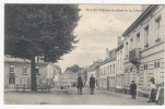 Tervueren - Rue Du Château Et Arbre De La Liberté - Geanimeerd - Uitg. Dedock, Tervueren - Tervuren