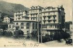 SWITZERLAND  Davos Fluela Post Hotel U/B Postcard Unused - Schweiz