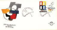 E291 - Wereldtentoonstelling Sevilla (Expo ´92)  (1992) - NVPH 1518 - 1519 - FDC