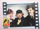 CARTE MAXIMUM MAXIMUM CARD CHARLIE CHAPLIN BULGARIE - Cinema