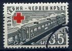 Lazarettzug 1946 Mi. 521 * * / MNH - Treni