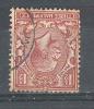 GB, George V, 1924, 1 1/2  Penny, Yvert N° 161, INVERTED WATERMARK / Filigrane Renversé, Obl Cds Cancel, TB - 1902-1951 (Kings)