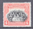 North Borneo  170   Perf 12 1/2  * - North Borneo (...-1963)