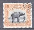 North Borneo  171   Perf 12 1/2   (o)  FAUNA  ELEPHANT - North Borneo (...-1963)