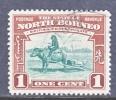 North Borneo  193     (o)   FAUNA  BUFFALO - North Borneo (...-1963)
