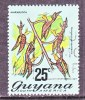 Guyana  141  (o)  FLOWERS - Guyana (1966-...)