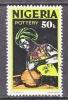 Nigeria  305  (o)  POTTERY - Nigeria (1961-...)