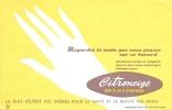 Buvard  Ragardez La Main Citroneige Creme Au Jus De Citron  Crme De Beauté Pour Les Mains Parfumerie Neige Des Cevennes - Parfums & Beauté