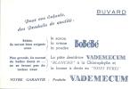 Buvard  Bobébé Savon Creme Poudre  Pate Dentifrice Vademecum - Bambini