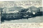 POSTAL  La Coruña(teatro Principal Y Teatro Circo) -759 - La Coruña
