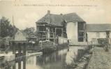 SERZY Et PRIN : Le Moulin De M. Sainlot Après La Retraite Des Allemands, 1918. 2 Scans. Edition O R - France