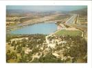 CPM   La Roque D'anthéron Camping Plan D'eau Ed MD Circulé TBE - Autres Communes