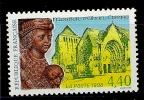 France 1997 Yvert 3128 ** Moutier D´ahun Creuse - Neufs