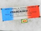 BELLE AFFICHE 39-45 : FRANCAISES TRICOTEZ POUR NOS SOLDATS !!