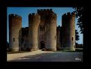33 - MAZERES - Le Château De Roquetaillade - L'Entrée - Façade Nord-ouest - France