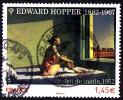FRANCE 2012  Edward HOPPER Oblitéré, Cachet Rond - Oblitérés