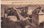 14 - Bernières Sur Mer - Rue De La Gare - Editeur: Guillemet - France