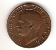 REGNO D´ITALIA - VITTORIO EMANUELE III 10 CENTESIMI APE 1935 - 1861-1946 : Kingdom