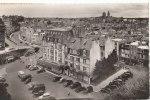 50 GRANVILLE  Belle CPSM  La POTINIERE  Parking  Automobiles En Stationnement 1954 - Granville