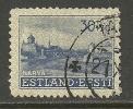 Estland Estonie Estonia 1941 German Occupation Narva O - Occupation 1938-45