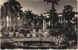 Tamatave Madagascar City Hall Government Building Independece Avenue, C1950s/60s  Vintage Postcard - Madagascar