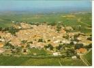 17413 - POMEROLS - VUE AERIENNE SUR LE VILLAGE. AU FOND: PINET - France