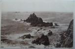 Lands End : Armed Knight Rocks & Longships Light - Land's End