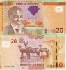 Namibia 20  Dollars 2011. UNC - Namibië