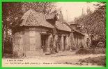 -12- VATTETOT-sur-MER-(Seine .Inf.) -Hameau De St.-Croix-Le Dortoir-(recto Verso) - Francia