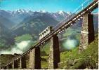 NIESENBAHN-HEGERNALP VIADUKT-FUNICULAIRE-funicular Railway-train Suisse - BE Berne