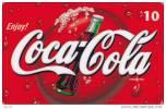 Denmark, CP 021, Coca-Cola Visitkort, Jacob Siboni, Only 250 Issued, 2 Scans. - Danimarca