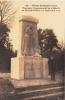 VILLERS-COTTERETS. Monument Commémoratif De La Bataille Du Rond De La Reine - Villers Cotterets