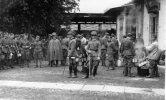 """Foto Formato Cartolina   """" Truppe Esercito Italiano """" - Manovre"""