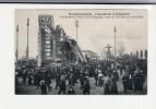 BRUXELLES/ BRUSSEL / BRUSSELS / EXPO 1910 / INCENDIE /  FIRE / BRAND - Wereldtentoonstellingen