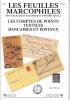 FEUILLES MARCOPHILES Supplément N° 326 - Les Comptes De Points Textiles Bancaires Et Postaux - Filatelia E Storia Postale
