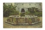 Cp, Etats-Unis, San ANtonio, Beautiful Garden At The Spanish Governor's Palace, Voyagée - San Antonio