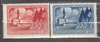 Hungary 1951 Mi # 1216-1217 72 Year Birthday Of Stalin MNH * * LUX!!! - Unused Stamps
