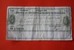 "Banca Di Credito Agrarerio Di Ferrara Italia Italie 24 Glugno 1976  Vale 100 Lires Banco ""Billet De Banque Bank Banca - [ 2] 1946-… : Républic"