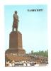 Cp, Ouzbékistan, Tashkent, Monument To V.I. Lenin In Lenin Square - Ouzbékistan