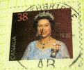 Canada 1988 Queen Elizabeth II 38c - Used - 1952-.... Règne D'Elizabeth II